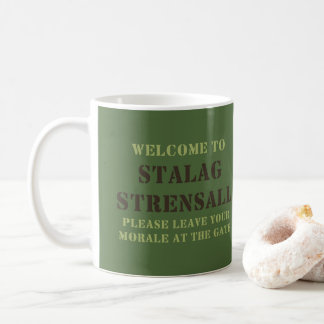 WDYHC No4, Stalag Stren Coffee Mug