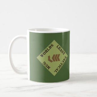 WDYHC No 2b, Tactical Flash subdued Coffee Mug
