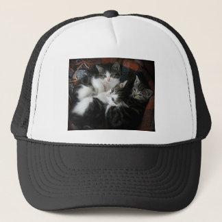 We 3 Kits Trucker Hat