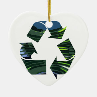We Adore RECYCLE Champions NVN253 Environment fun Ornament