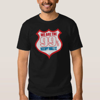 We-are-99-Wall T-shirts