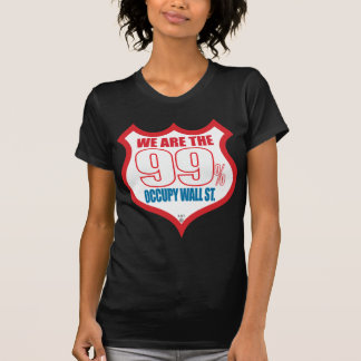 We-are-99-Wall T Shirt