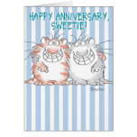 WE ARE ADORABLE GREETING CARD