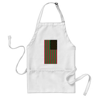 We Are All America - African & American Standard Apron