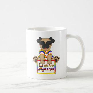 We Are All Equal Gay Pride tees and Gifts Coffee Mug