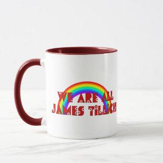 We Are All James Tillich Mug