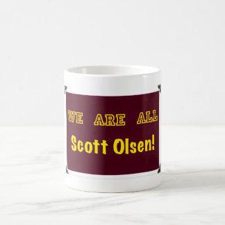 We Are All Scott Olsen! Mugs