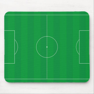 We are Crazy for Soccer Mouse Mat