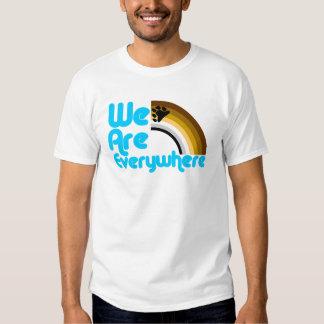 We Are Everywhere, Bear Pride T-Shirt