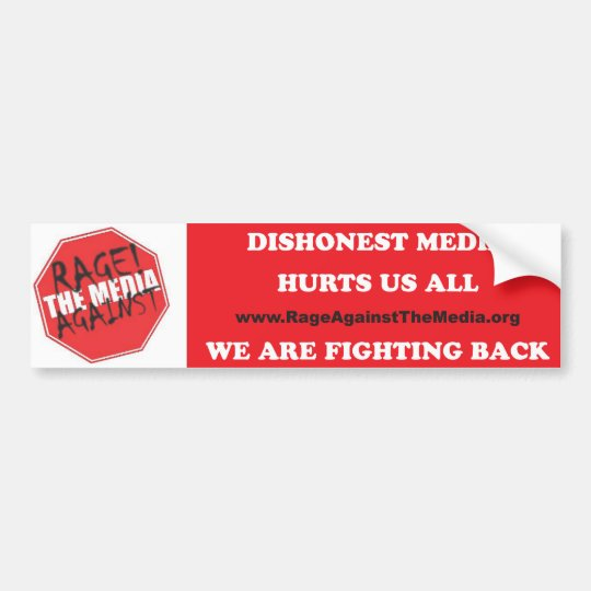WE ARE FIGHTING BACK bumper sticker