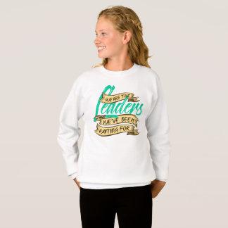 We Are Girl's Sweatshirt