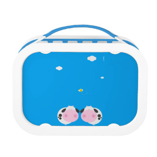 We are made so - Cows Lunch Box