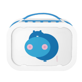 We are made so - Hippo Lunch Box