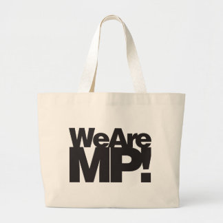 We Are Northern Mariana Islands Jumbo Tote Bag