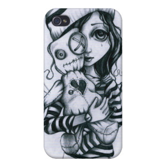 """""""We Are Not So Different"""" sketch- iPhone case Covers For iPhone 4"""