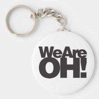 We Are Ohio Key Ring