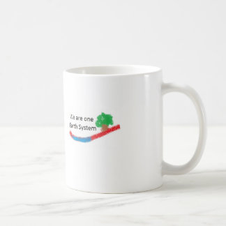 We are one Earth System Mug