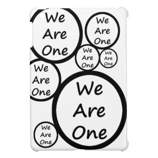 We are one iPad mini cases