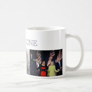 We Are One / President Obama Coffee Mug