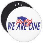 WE ARE ONE President Obama Inauguration Concert Pins