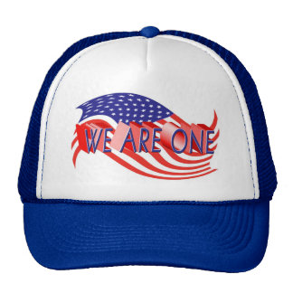 WE ARE ONE President Obama Inauguration Concert Trucker Hats