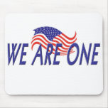 WE ARE ONE President Obama Inauguration Concert Mouse Pads