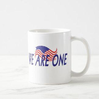WE ARE ONE President Obama Inauguration Concert Coffee Mug