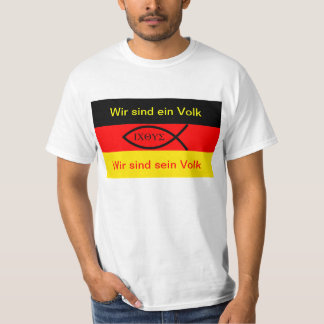 We are (s) a people T-Shirt