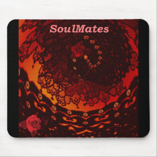 """""""We are SoulMates""""* Mouse Pad"""