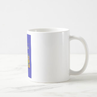 We are stronger together funny USA Hope pattern de Coffee Mug