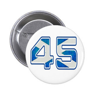 We Are The 45 Badge Pins