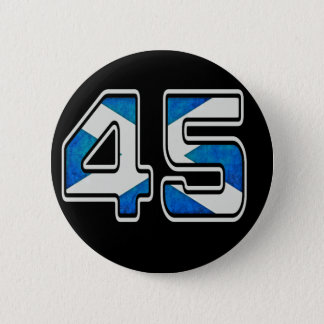 We Are The 45% Badge (dark)
