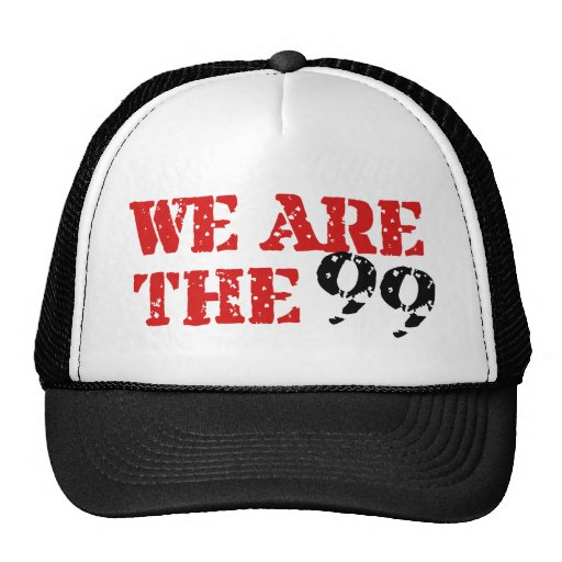 We Are The 99 Hat
