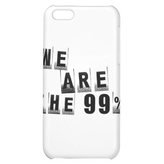 We Are The 99 Case For iPhone 5C