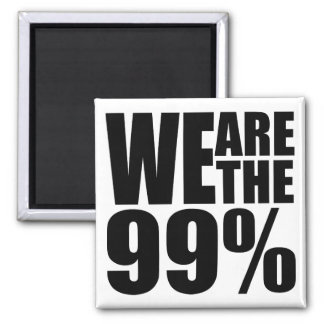 We Are the 99% Magnet