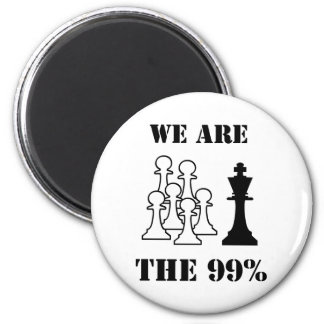 We are the 99 magnets