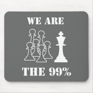We are the 99 mousepads