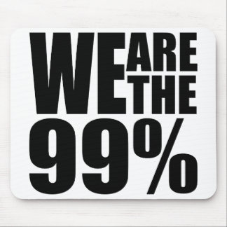 We Are the 99 Mousepad