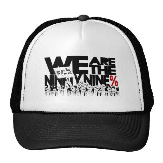 We Are The 99% - Occupy Wall-Street Cap