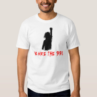 We Are The 99% Shirts