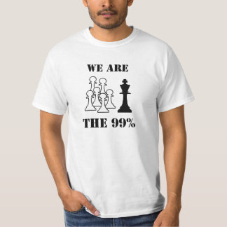 We are the 99% t shirts