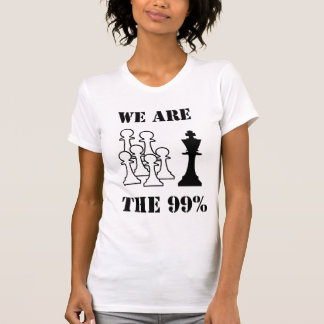 We are the 99% tees