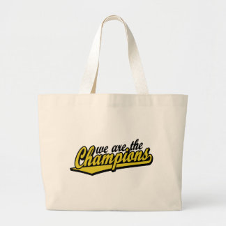 we are the Champions Canvas Bag