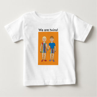 We are Twins! Tees