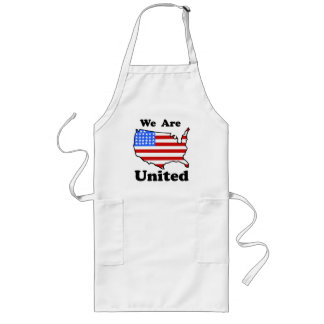 We Are United Apron