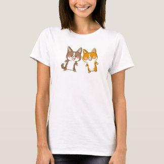 we are welsh corgi T-Shirt