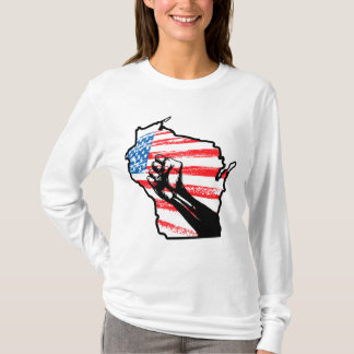 We are Wisconsin T-Shirt