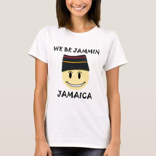 We Be Jammin Jamaica T-Shirt
