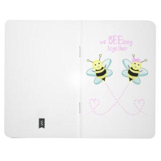 We BEElong together - Pocket Journal