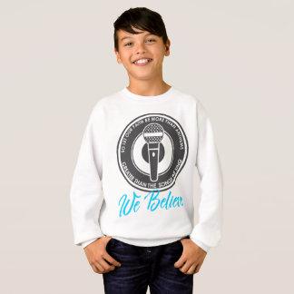 We Believe Boy's Sweatshirt